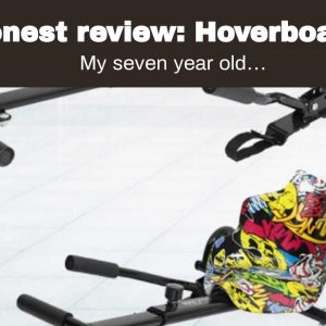 Honest review: Hoverboard Kart, Hoverboard Seat Attachment Accessories for Self Balancing Scoot...