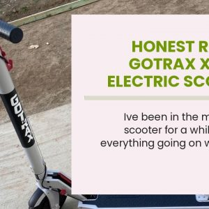 [Review] Gotrax XR Elite Electric Scooter, 18.6 Miles Long-range Battery, Powerful 300W Motor U...