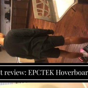 Best reviewed: EPCTEK Hoverboard, Self Balancing Hoverboards with Bluetooth Speaker - UL2272 Ce...