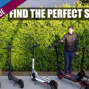 How to Find the Perfect Electric Scooter