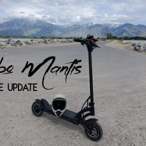 Kaabo Mantis 250 Mile Update: Repairs, Upgrades, and Accessories
