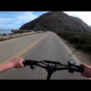 Kaabo Mantis Sunny Beach Ride