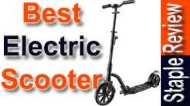 ✅ Electric Scooter: Top 5 Best Electric Scooter Review & Guide | Staple Review