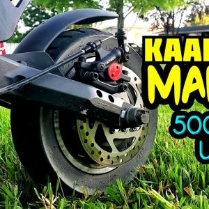My Kaabo Mantis Has a Lot of Problems: 500 Mile Update
