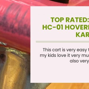 "[Review] Hiboy HC-01 Hoverboard Kart Seat Attachment Accessory for 6.5"" 8"" 10"" Two Wheel Self B..."