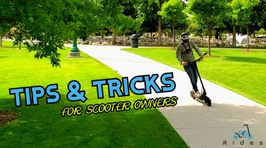 Tips and Tricks for Electric Scooter Owners