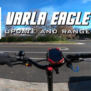 Varla Eagle One 100 Mile Update & Range Test
