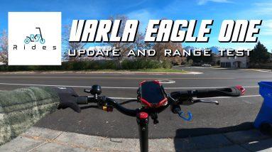 Varla Eagle One 100 Mile Update & Range Test