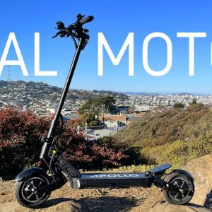 Apollo Ghost Electric Scooter First Look | A powerful and portable ride