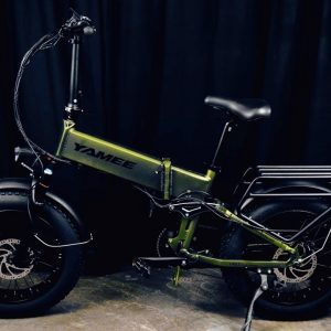 Yamee Fat Bear 750s Electric Bike Review | A Feature Packed Dual Suspension e-Bike