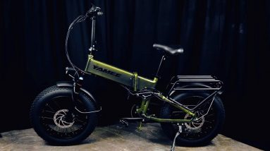 Yamee Fat Bear 750s Electric Bike Review   A Feature Packed Dual Suspension e-Bike