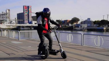 Alien Reride 2020 | TOP 10 Personal Electric Vehicles, Scooters, Wheels and more.