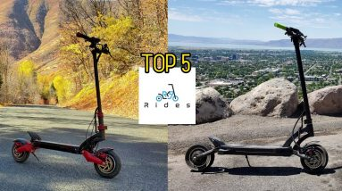 Top 5 Changes to Electric Scooters I Want To See
