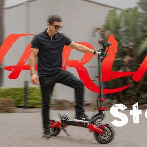 D.T. | The Benefits Of Owning An Electric Scooter | Varla Electric Scooter