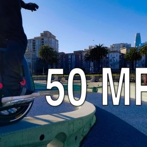 Gotway Monster Pro Electric Wheel | Longest Range Electric Unicycle!