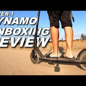HOVER-1 DYNAMO [UNBOXING & REVIEW]
