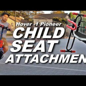 Hover-1 Pioneer Attachable Children Seat