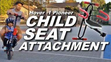 Hover-1 Pioneer Attachable Children Seat