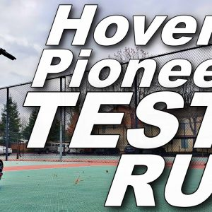 HOVER-1 PIONEER ELECTRIC SCOOTER [TEST RUN/REVIEW]