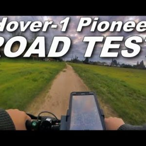 Hover-1 Pioneer Road Test