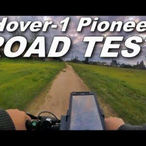 Hover-1 Pioneer Road Test