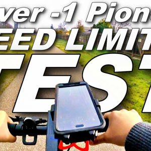 Hover-1 Pioneer Speed Limiter Test (DOES IT WORK?)