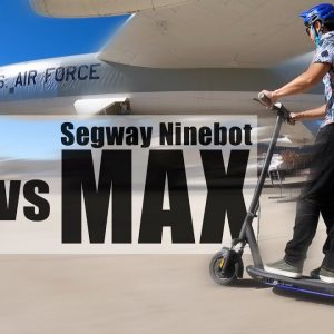 InMotion L9 vs Segway Ninebot Max: Best Commuter Scooter?