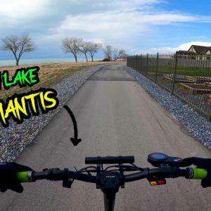 Kaabo Mantis 40 MPH Lakeside Ride