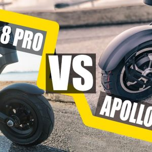 Can the Mantis 8 Pro Beat Apollo's Ghost for Best Performance Value? | Scooter Showdown