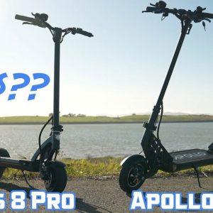 Who Wins the Dual Motor Showdown: Mantis 8 Pro or Apollo Ghost? | ESG Liveshow #74