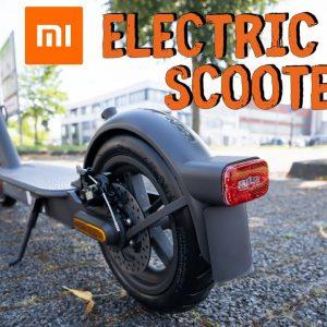 Xiaomi Mi Scooter 1S Unboxing - Endlich mit Straßenzulassung!