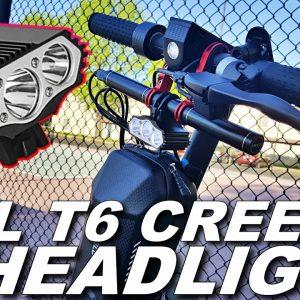 XML T6 Headlight Review