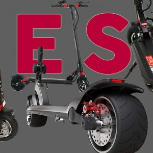 Big Guy Electric Scooter Review - Zero 8 Zero 9 Zero 10 Mercane Wide Wheel
