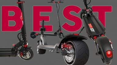 Big Guy Electric Scooter Review - Zero 8 Zero 9 Zero 10 Mercane Wide Wheel