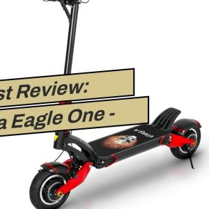 Honest Review: Varla Eagle One - Fastest Electric Scooter
