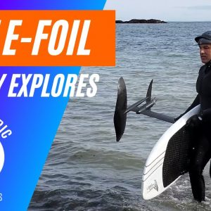 Lift Foils Efoil Surfboard - Q&A with Skip - 4K