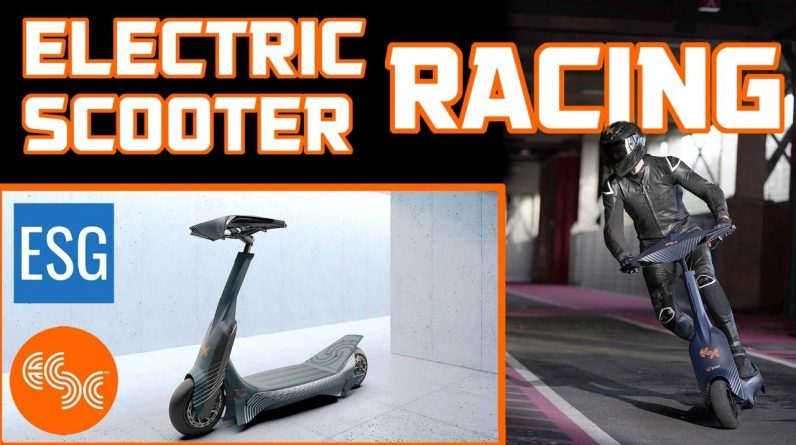 Electric Scooter Racing: World's First Scooter Championship (eSC) and More | Liveshow #81