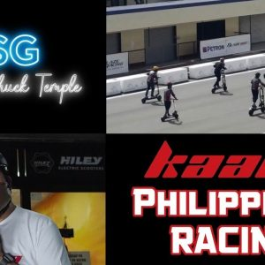How to Win an Electric Scooter Race with Kaabo Philippines | ESG Liveshow #84