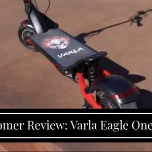 Customer Review: Varla Eagle One Dual Motor Electric Scooter - Electric Scooter Test 2021