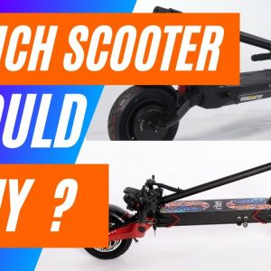 Which Electric Scooter Should I Buy?