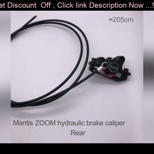 #Discount Mantis Hydraulic Brake Device ZOOM Oil Brake Caliper for kaabo Mantis Electric Scooter