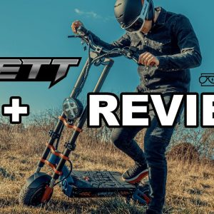 VSETT 11+ Electric Scooter REVIEW: 94 km/h Speed Testing, Comparison with other e-scooters