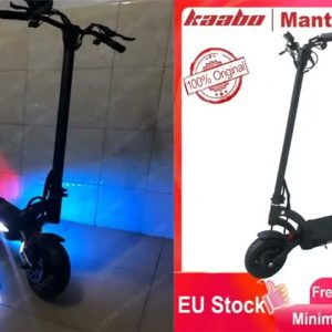 Original Kaabo Mantis 10 Pro Dual Motor 2000W Scooter 60V 24.5Ah  Electric Scooters ↷