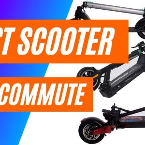 best scooter for your commute