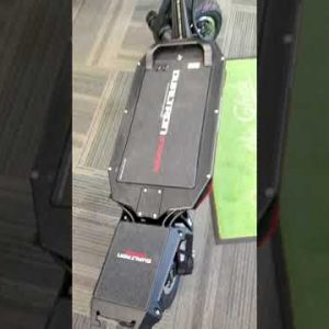 Dualtron Storm Electric Scooter First Look - 72 Volt Beast #Shorts