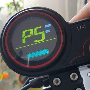 réglages Kaabo Mantis K800 13Ah