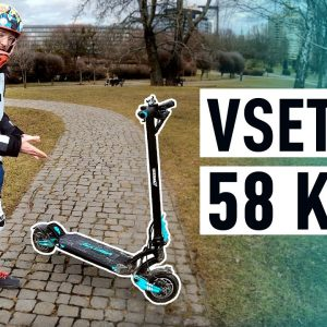 VSETT 9+ Dual Motor eScooter REVIEW - BETTER than expected!!! But is it worth to pay the premium?