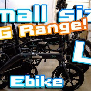 Fiido L3 Long Range City Ebike 🚲 One of the Best small electric bike with BiG working Range 🍕🍻
