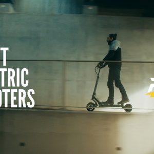 VSETT 10+ / VSETT 9+ / VSETT 8 - Electric Scooters