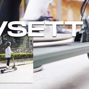 Vsett 8 Electric Scooter Specifications and Features